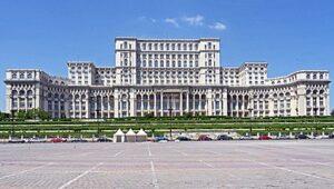 Parlementspaleis in Boekarest