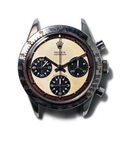 Duurste Rolex horloges ter wereld: Rolex Cosmograph Daytona Paul Newman