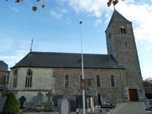 Oudste kerken van Nederland -  De top 100: Sint-Pancratiuskerk in Mesch