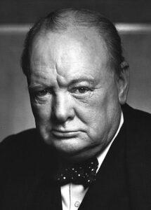 Sir Winston Churchill - Grootste Britten in de geschiedenis