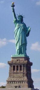 100 beroemdste plekken op aarde: Statue of Liberty
