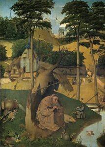 Verzoeking van de heilige Antonius / The Temptation of St. Anthony (1500-1525) - Jeroen Bosch