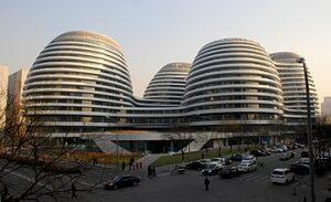Galaxy Soho Building, Beijing