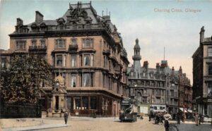 Glasgow rond 1900