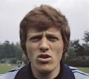 Arie Haan, 22 mei 1978, Selectie WK 1978 Argentinië in Zeist, KNVB