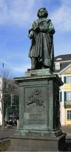 Beethoven-Denkmal - Bonn