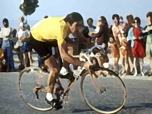 Beste wielrenner aller tijden