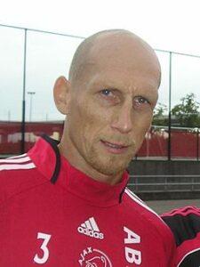 Jaap Stam bij Ajax in 2010