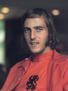 Johan Neeskens in 1974