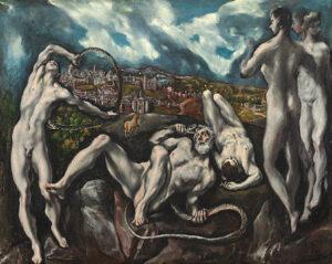 Laocoön (1610 - 1614) - El Greco