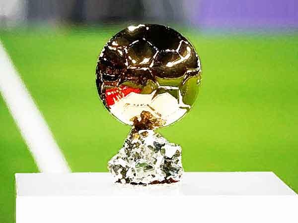 Beste voetballer van de wereld en Europa sinds 1956 tot nu