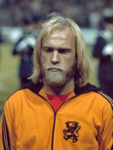Willy Brokamp in 1973 - Bert Verhoef / Anefo