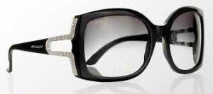 Bvlgari Parentesi Diamond Sunglasses