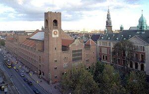 De Koopmansbeurs in Amsterdam van H.P. Berlage.