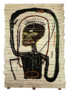 Flexible (1982) - Jean-Michel Basquiat