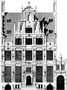 Huis met de Hoofden, Keizersgracht 123, Amsterdam