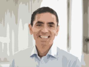 Uğur Şahin: Top 100 Meest inspirerende mensen 2021