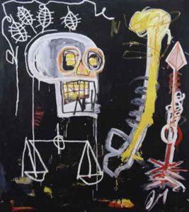 Untitled (1982) – Jean-Michel Basquiat