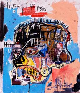 Untitled (Skull) (1981) - Jean-Michel Basquiat