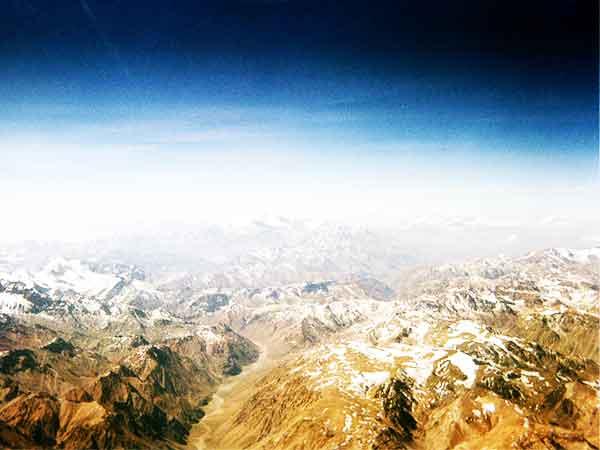 Langste bergketens ter wereld – De top 10