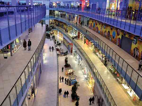 15 Grootste winkelcentra in Europa