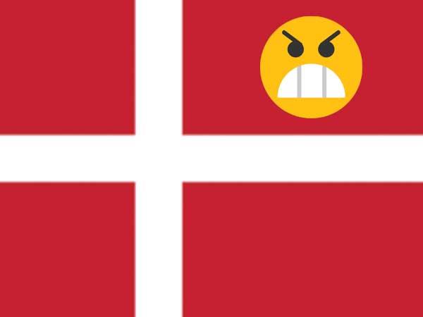 Deense scheldwoorden – Een groot aantal voorbeelden