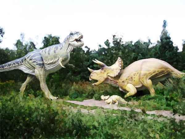 Top 10 Dodelijkste vleesetende dinosaurussen