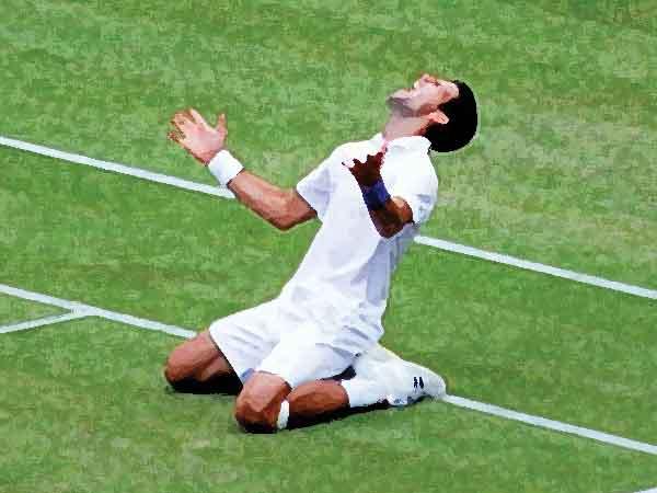 Novak Djokovic - Best verdiende tennisspelers aller tijden