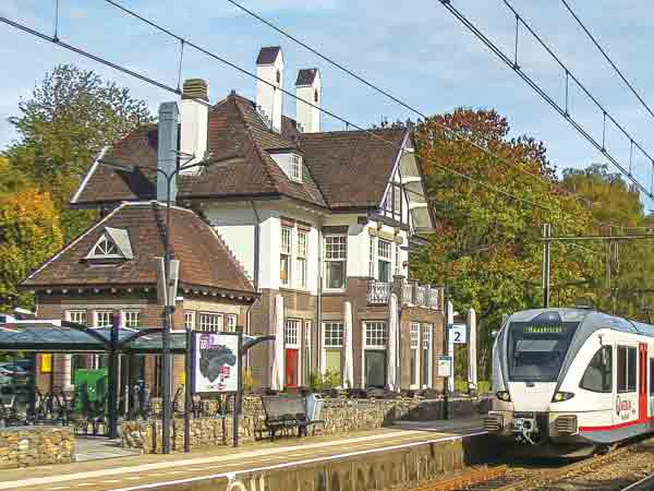 400 Beste treinstations van Nederland 2020