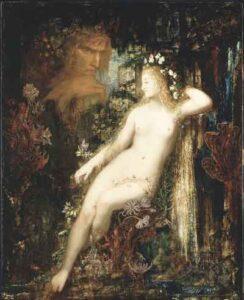 Galatea (1880 - 1881) - Gustave Moreau