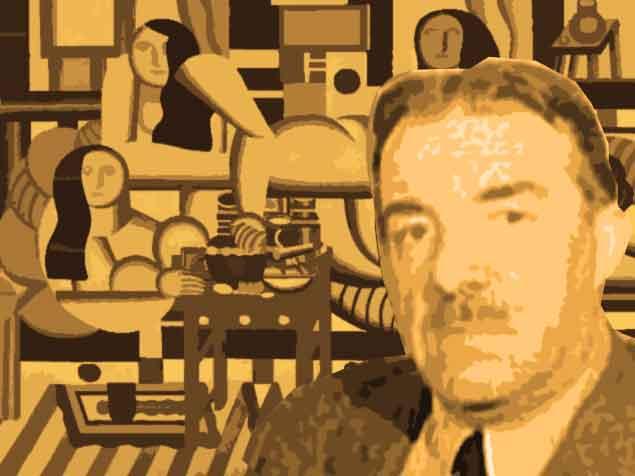 Beroemdste schilderijen van Fernand Léger
