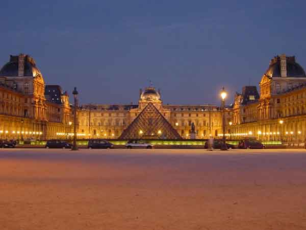 10 Beroemdste werken in het Louvre
