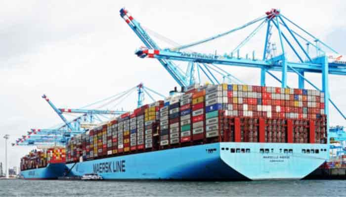 10 Landen met meeste draagvermogen schepen 2020 (deadweight tons)