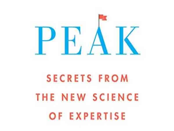 Samenvatting Peak – Anders Ericsson en Robert Pool