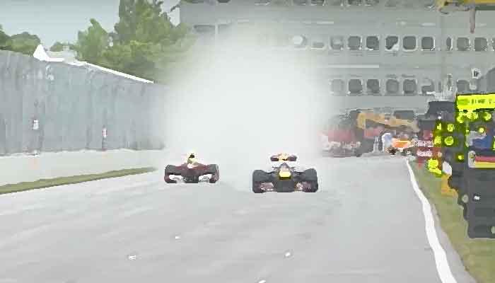 10  Beste Formule 1 races met regen en mooie beelden