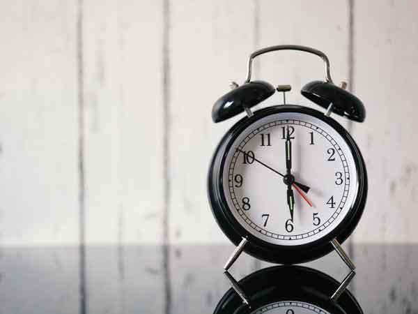 Leren om vroeg op te staan – 10 belangrijke tips
