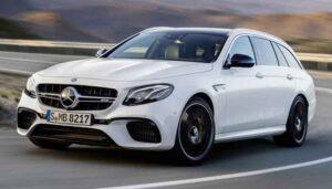 Mercedes-AMG E 63 s 4MATIC Estate