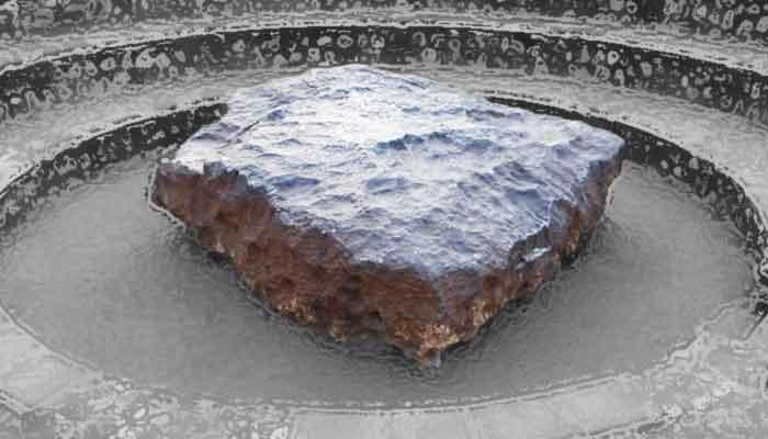 Top 10 Grootste meteorieten ter wereld