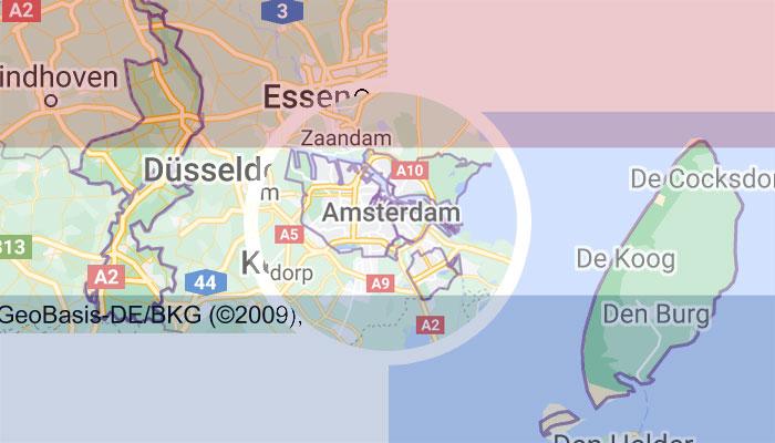 Aantrekkelijkste streken, provincies en steden 2021 om vakantie te vieren (NL)