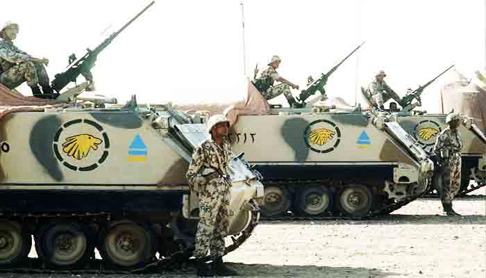 Top 10 sterkste legers in Afrika 2021