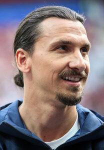 Ibrahimović in 2018