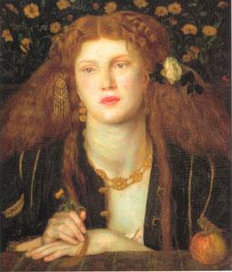 Bocca Baciata (1859 - Dante Gabriel Rossetti