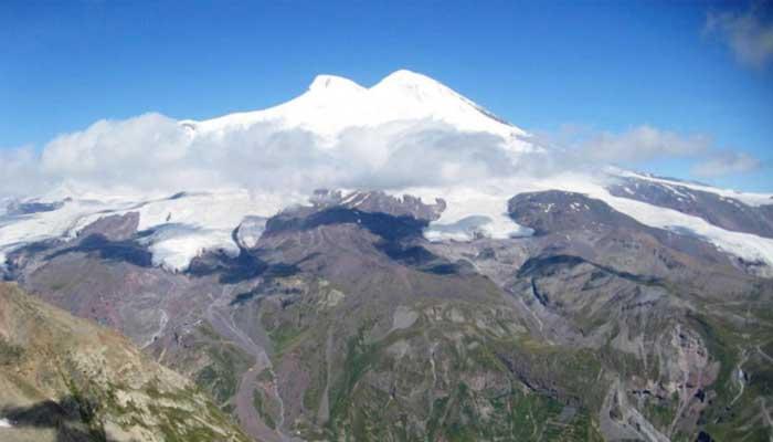 Top 25 hoogste bergen in Europa