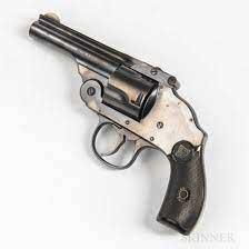 Harrington & Richardson Model 2 Double Action