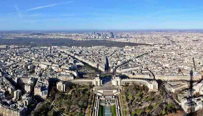 Top 10 steden met duurste huizen per in Frankrijk 2021 per m2