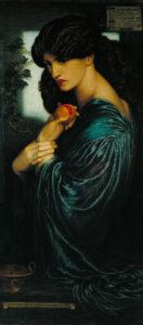 Proserpine (1874) - Dante Gabriel Rossetti