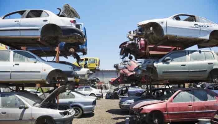 De drie grootste autosloperijen ter wereld