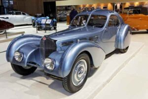 Bugatti Type 57 Atlantic (1938)
