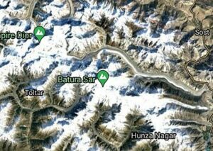 Batura-gletsjer