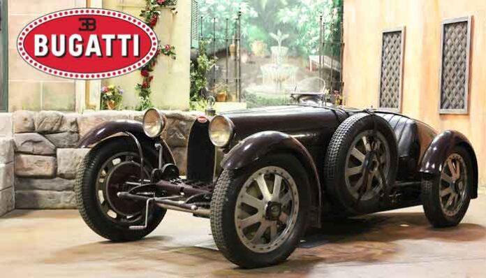 Top 10 mooiste Bugatti's aller tijden